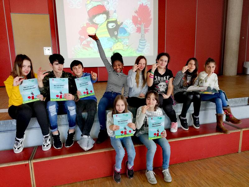 Un livre international pour enfants destiné à tous les pays de la terre